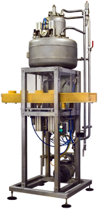 FCM - Carbonated beverage making and filling machine